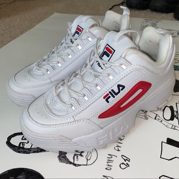 Fila Shoes   White X Pierre Cardin